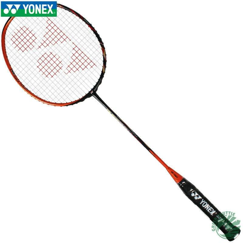 Genuine 2020 New Yonex Carbon Badminton Raquets AX99 Graphite  Racket With Gift
