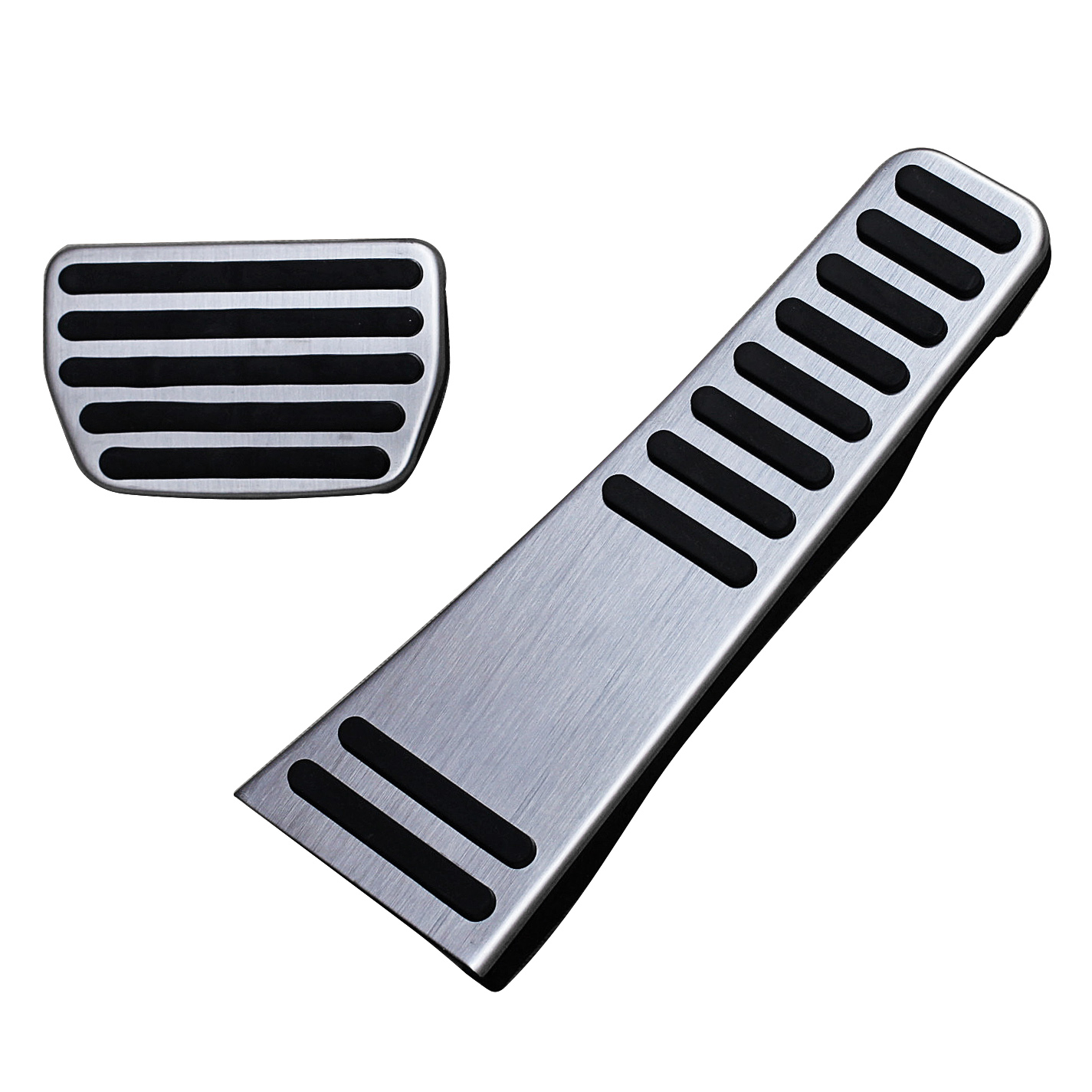 Steel Brake Gas Pedal Cover Set Accessories For <font><b>Volvo</b></font> S60 <font><b>XC60</b></font> V60 XC90 S90 V90 image
