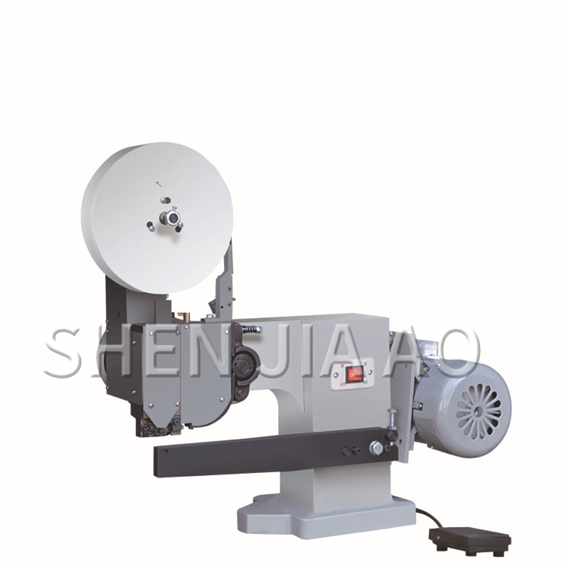 1PC TSD-102B Flat Wire Binding Machine Multi-function Stapler Binding Machine Dual-use Printing Enterprise Packaging Industry title=