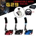 PS4 + PC G27/G29/G920 T300RS Logitech Bremse System Handbremse USB Hand Bremse + Clamp Für Racing spiele 2019 Auto Ersatz Teile