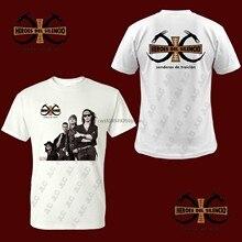 Camiseta de Héroes Del Silencio Bumbury (tamaños S-4XL), ¡listo para enviar! Mujeres camiseta