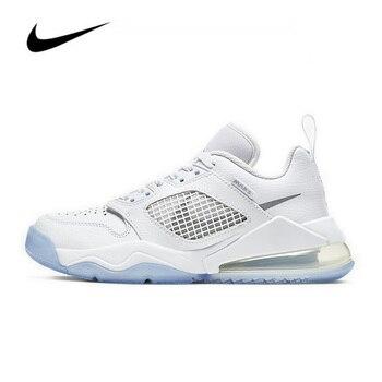 Nike Air Jordan Mars 270 Low (GS)  Women Jordan Basketball Shoes Mens Jordan Shoes Sneakers Boots Original CK2504-100