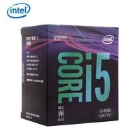 Intel Core i5 8500 Desktop Processor 6 Core up to 4.1GHz Turbo LGA1151 300 Series 65W