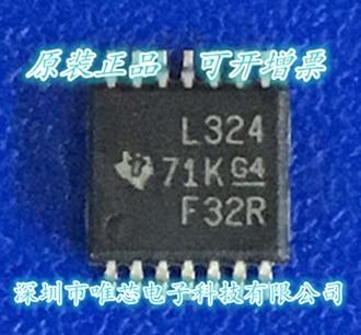 5pcs/lot 10pcs/lot  LM324 L324 LM324PWR TSSOP14