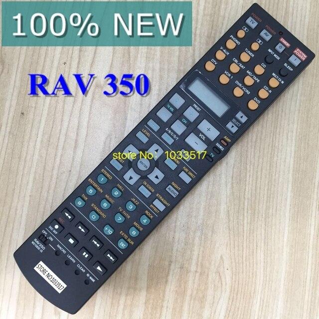 100% yeni uzaktan kumanda RAV350 için yamaha RX V4600 RX V2700 RX V1200 RAV351 RAV353 RAV355 RAV359 RAV372