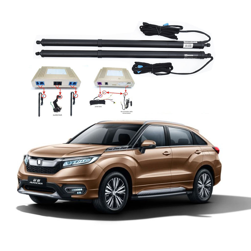 New Electric Tailgate Refitted For HONDA AVANCIER 2017-2020 Tail Box Intelligent Electric Tail Door Power Tailgate Lift Lock