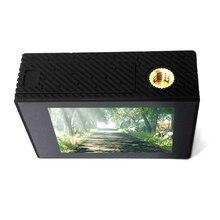 2.0 Polegada display lcd substituição da tela com suporte caso acessórios para sjcam sj6 lenda ação esportes câmera