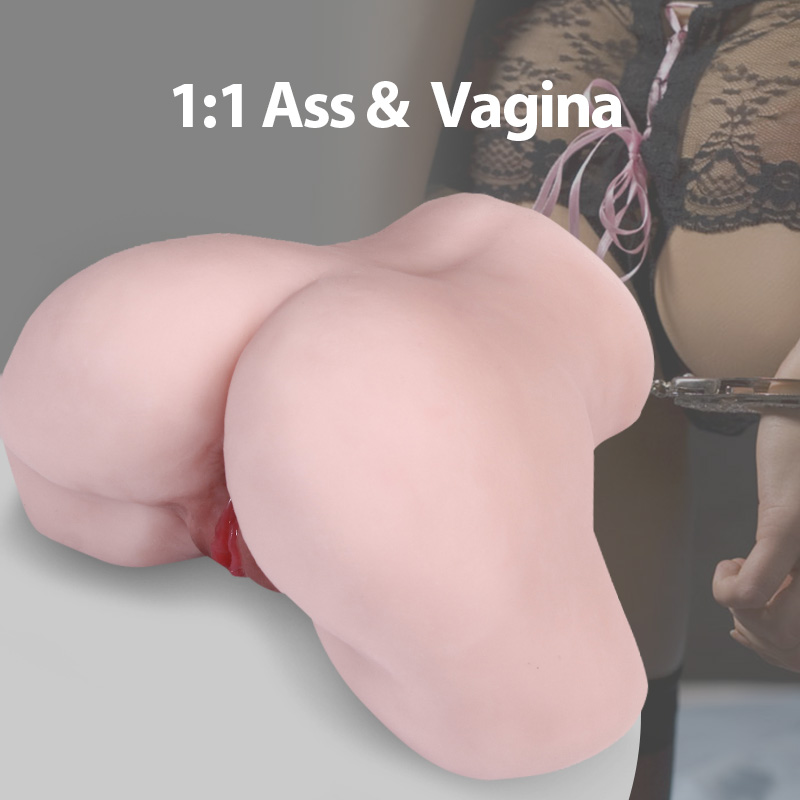 Realistische Ass Big Masturbator Für Männer Echt 3D Enge Muschi Anal Künstliche Vagina Anus Männliche Masturbation Erwachsene Silikon Sex Spielzeug