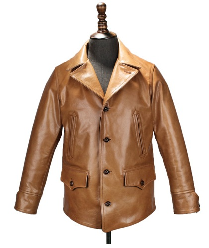 New Cow Clothing Man's 100% Genuine Leather Jackets Classic Men's Slim Japan Style Jacket
