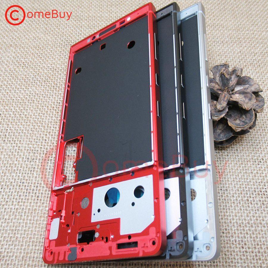 Rama przednia do obudowy BlackBerry Key2 środkowa obudowa ekranu obsługująca środkową ramkę zamienną do przedniej ramki BlackBerry Key 2