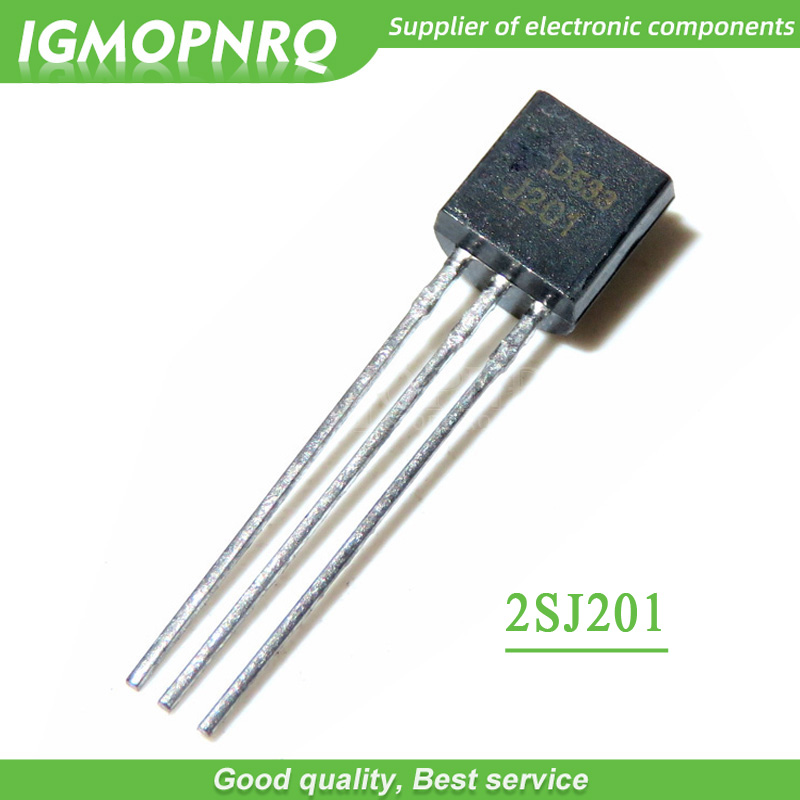 20pcs/lot J201 JFET N-Channel Transistor 50A 40V TO-92 New Original Free Shipping