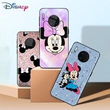 Disney Mickey Mouse Voor Huawei Y Y9A Y9S Y9 Y8P Y8S Y7A Y7P Y7 Y6 Y6P Y6S Y5P Y5 Prime pro 2019 2020 Soft Telefoon Case