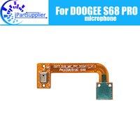 Doogee s68 pro microfone 100% novo original mic substituição acessórios parte para doogee s68 pro telefone móvel
