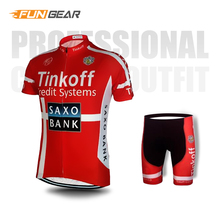 Tinkoff Pro Team Cycling Clothing Road Bike Wear MTB Jersey Set Racing Clothes Quick Dry Mens triathlon Ropa Ciclismo Maillot все цены