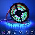 Светодиодная ленсветильник luces LED IR RGB 5050 2835 водонепроницаемая гибкая ламповая лента с диодной лентой DC 12 В 5 м 10 м 32,8 фута 20 м