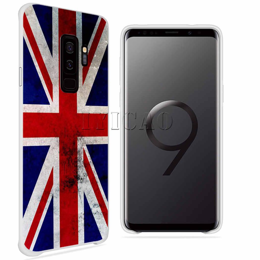 Eritrea Swiss ยูเครน UK flag สำหรับ Samsung Galaxy J6 J5 J1 J2 J3 J7 2017 2016 2015 Prime j7 US J5 รุ่น EU
