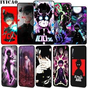 Аниме Mob Psycho» («милый чудак» 100 мягкий чехол для Xiaomi Mi 9 9T A3 Pro CC9 CC9E 8 A2 Lite A1 6 6X 5X pocophone f1 макс 3