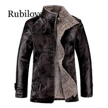 New 2019 Mens Leather Jackets Classic Motorcycle Bike Cowboy Jacket Male Velvet Casual PU Coats Brand Clothing Plus Size 8XL mens pu leather jacket male business casual coats thick coats slim clothes jackets men cowboy jackets classic motorcycle bike
