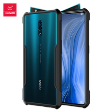 XUNDD Shockproof Case For Reno ACE Realme X2 Pro Case Transparent Cover Protective Airbag Bumper Soft Shell For OPPO Reno 2 Case