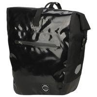 B SOUL Waterproof Bicycle Pannier Bag Large Capacity MTB Mountain Road Bike Cycling Rear Rack Seat Bags Cycle Accessories blac