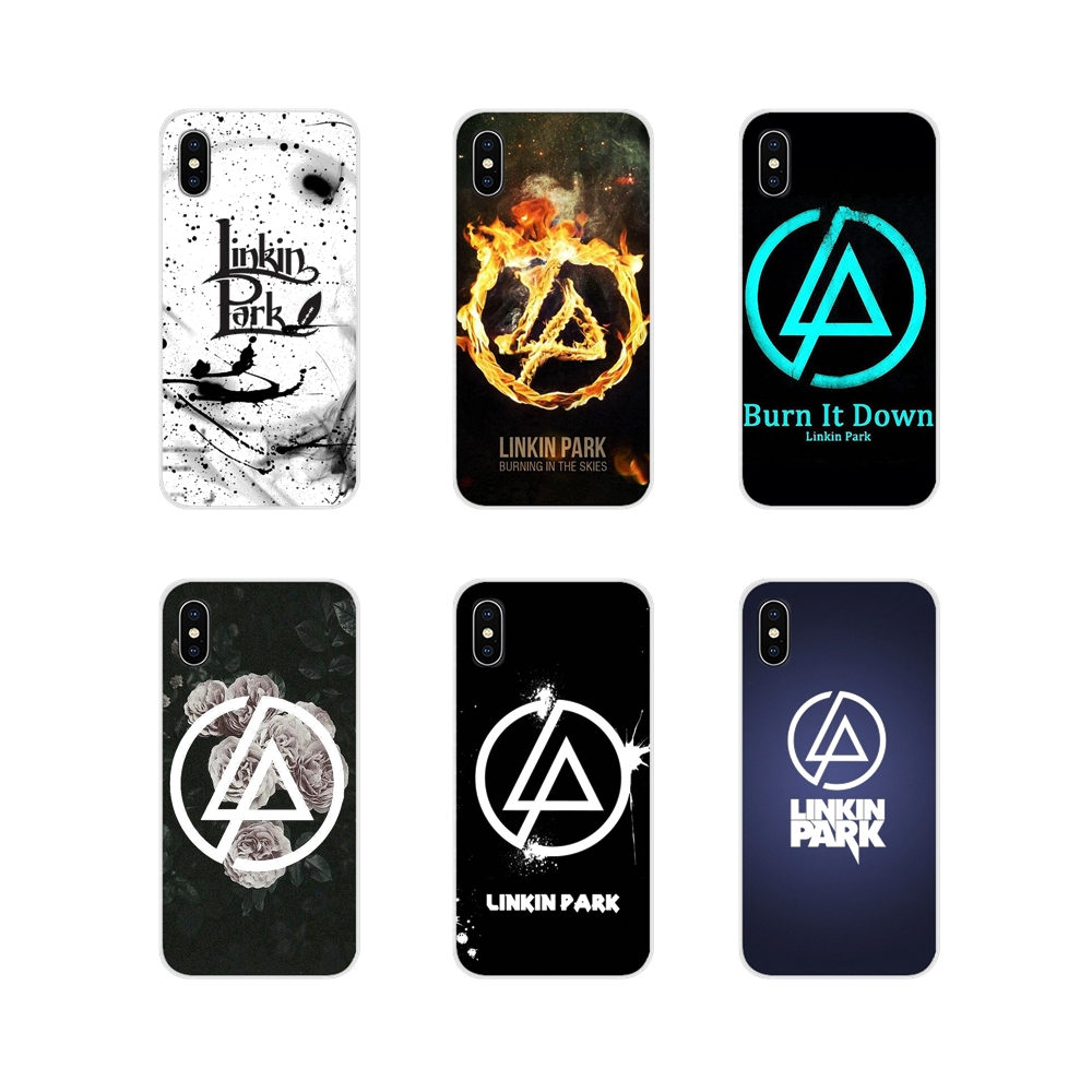 linkin park For Huawei Mate Honor 4C 5C 5X 6X 7 7A 7C 8 9 10 8C 8X 20 Lite Pro Accessories Phone Shell Covers