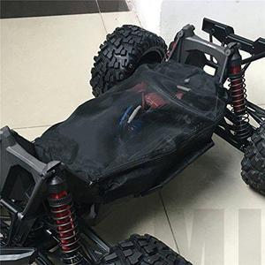 Image 3 - 1/5 Traxxas X MAXX XMAXX 77076 4 방수 커버 보호 섀시 Rc 자동차 부품 XMAXX 용 방진 및 방수 커버