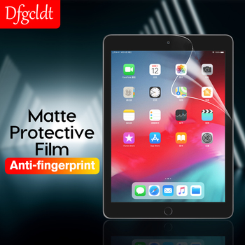 Matte Screen Protector for Apple iPad 2 3 4 Air 2 1 Tablet PET Film for iPad Mini 1 2 3 4 5 Anti Glare Frosted Film Not Glass 3pcs pack cheap good front matte protetive film for apple ipad 2 3 4 screen protector anti glare carton pack