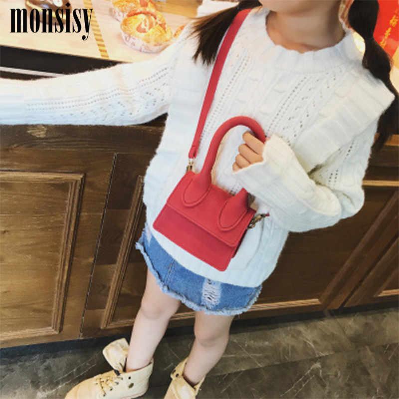 Monsisy Kid Geldbörse und Handtasche Für Mädchen Tote Kinder Brieftasche Vintage Baby Ändern Purse Kreuz körper Tasche Kleinkind Kleine Schulter tasche