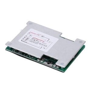 Image 1 - Sıcak 3C 13S 48V 30A Li Ion lipolimer pil koruma levhası BMS PCB kartı denge soğutucu için bisiklet EScooter