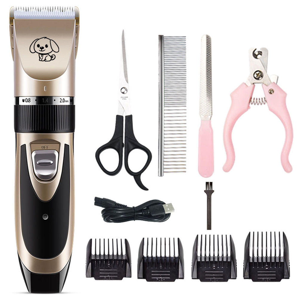 Shavers Pet-Hair-Clipper Professional Grooming Pet-Dog Dog Hair Electrical Cat No Low-Noise
