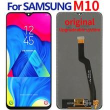 Oryginalny 6.2 ''dla Samsung Galaxy M10 M105 M105F SM-M105F wyświetlacz LCD Digitizer dla samsung M10 ekran lcd