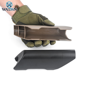 Image 3 - WADSN Airsoft Cheek Riser High Style CTR Cheek Rest Riser High For AR/M4 Application Military Softair Gun Hunting Accessories