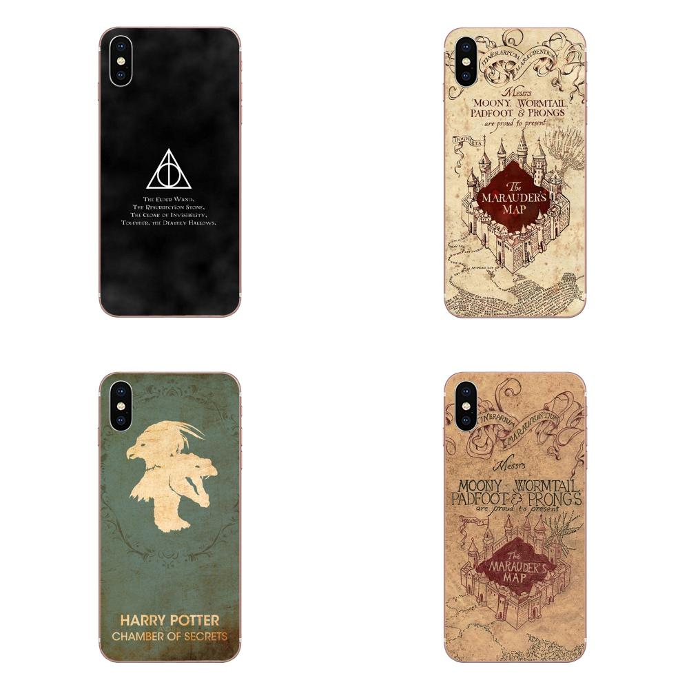 Soft TPU Live Love Phone For Samsung Galaxy A71 Note 10 Plus A51 Case A50 A 71 A 51 Stunningharry Potter Magic Spell(China)