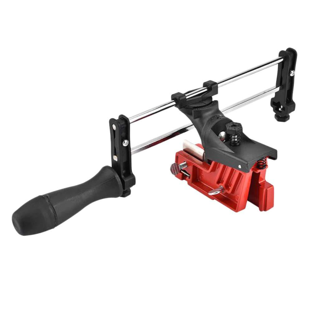 AKDSteel Professional Lawn Mower Chainsaw Chain File Guide Sharpener Grinding Guide For Garden Chain Saw Sharpener Garden Tools