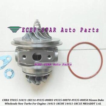 Turbo Cartridge CHRA TF035 14411-1KC0E 14411-1KC1E 14411-1KC1A 49335-00883 49335-00870 49335-00850 For Nissan Duke MR16DDT 1.6L