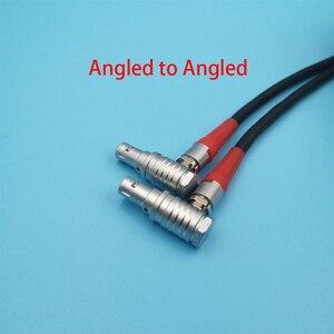 Image 3 - 4 Pin Maschio a 4 Pin Maschio Cavo Connettore per Arri Lbus Fiz Mdr Wireless Messa a Fuoco Filo Fgg a Fgg /Fgg per Fhg/Fhg per Fhg