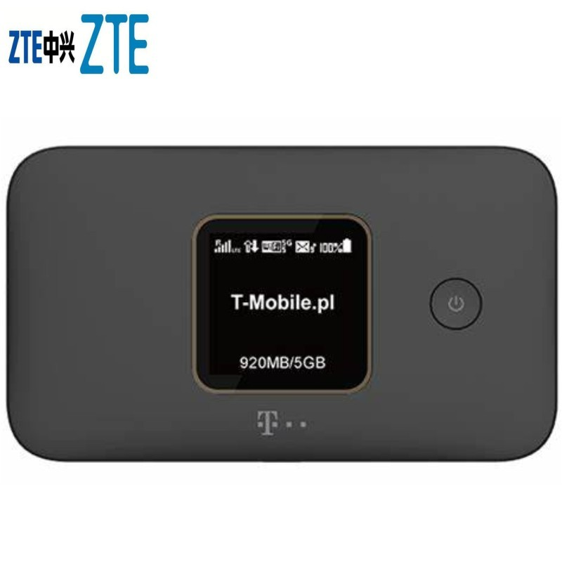 Unlock ZTE MF971V 300Mbps 4G+ LTE Cat6 Mobile WiFi Hotspot Router +2pcs Antennas
