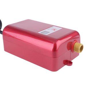 Image 4 - Mini Tankless MÀN HÌNH Kỹ Thuật Số LCD Máy Nước Nóng Tức Thì Nóng Vòi bếp Nóng Bình Giữ Nhiệt HOA KỲ Cắm Thông Minh Năng Lượng tiết kiệm Chống Thấm Nước