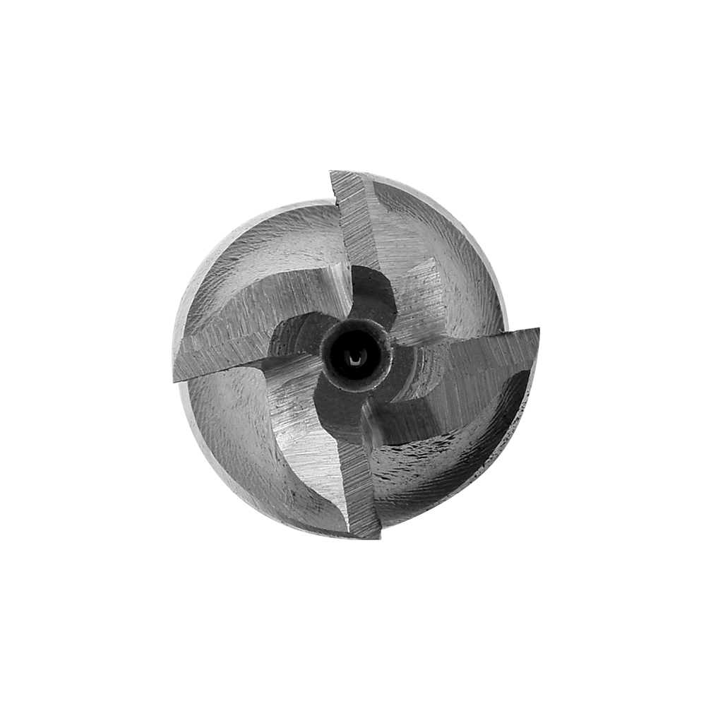 USA 8Pcs Solid Carbide End Mill 4 Flute TiAlN Coat Micrograin Carbide Slot Drill
