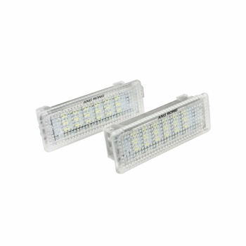 Lamp Luggage Light 6000K Xenon 1 Pair For BMW 1 3 5-7 Series X3 X5 X6 LED Polite image