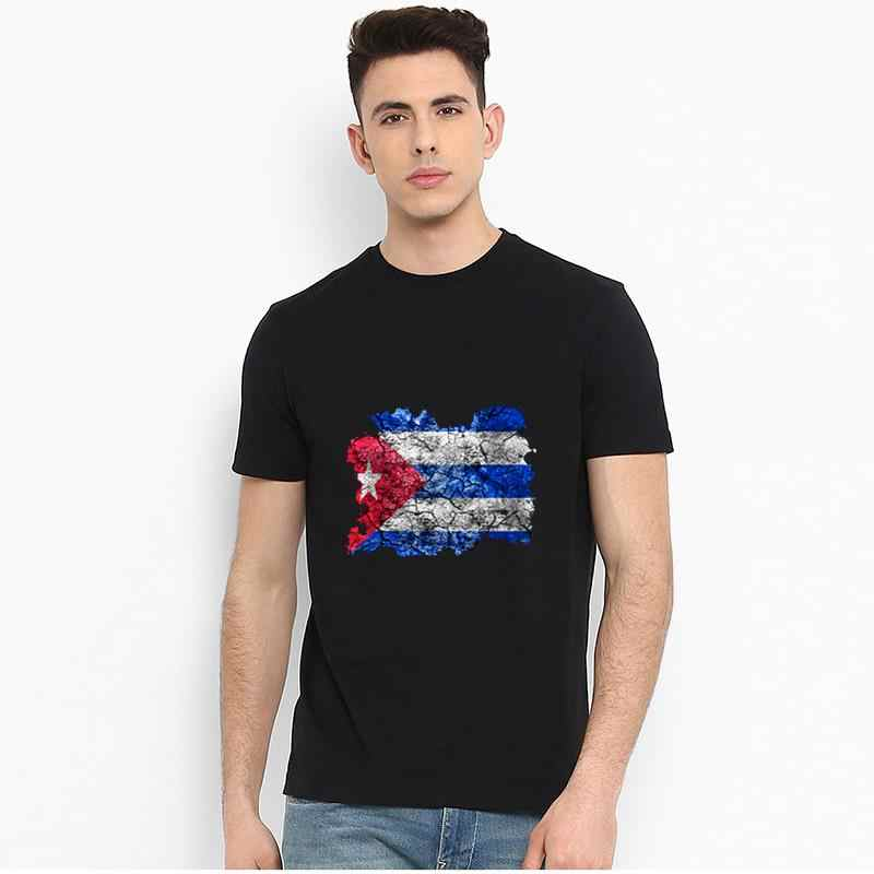 New Style Cuba Vintage Flag tshirt big size s~1074xL Famous stray kids Kawaii mens t shirt tee