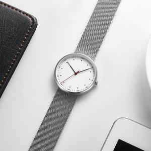 Image 4 - Xiaomi Reloj de lujo Youpin TwentySeventeen para hombre y mujer, reloj de cuarzo, esfera de 39mm, resistente al agua hasta 3ATM