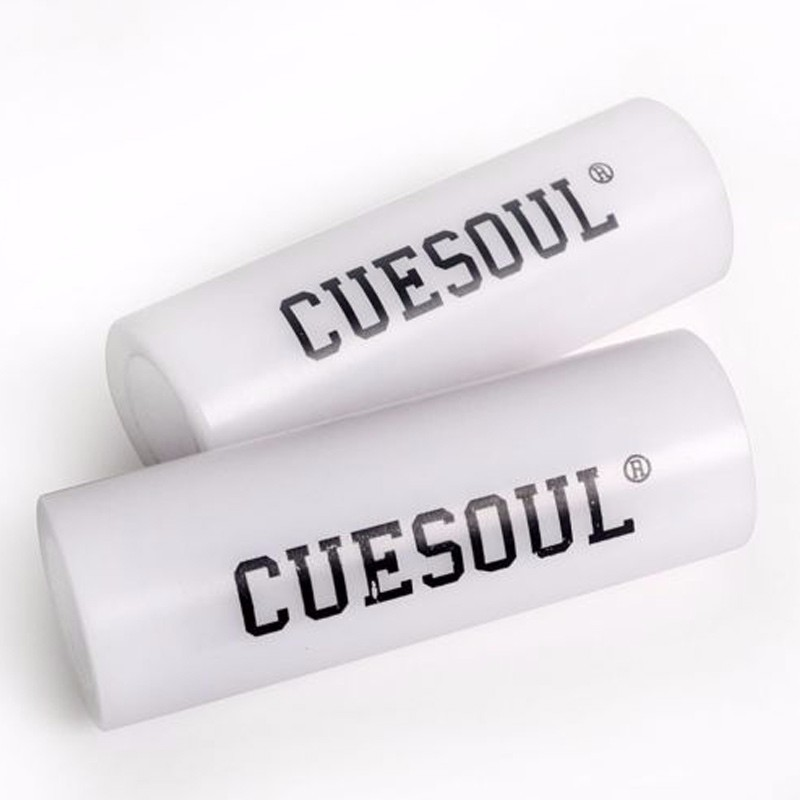 CUESOUL Cue Tip Shaper Tools For Pool Cue Tip 66mm Length  Billiards Accessories For 10-14 Mm Cue Tip