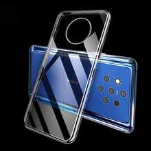 Ultra Thin Clear Transparent Soft Case For Nokia 9 Pureview 8 Sirocco 7 1 Plus 9 8 7 6 5 3 2 1 Phone Case Cover аксессуар чехол для nokia 8 sirocco onext silicone transparent 70577
