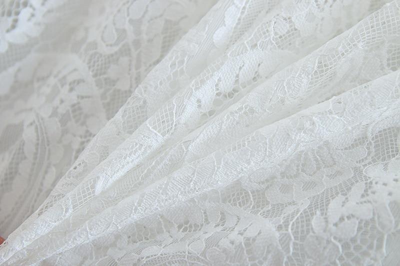 70-12-White Lace Girls Dress