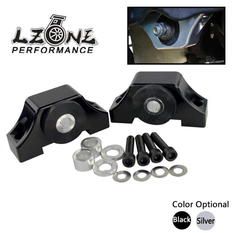 Engine Motor Torque Mount For Honda Civic Acura EG EK Black D15 D16 B16 B18 B20
