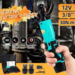12V 3/8 Inch Cordless Electric