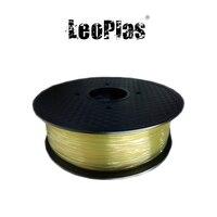 Precio Estados Unidos España China almacén 1,75mm 500g PVA filamento para FDM impresora 3D suministros Material de soporte de impresión de plástico Soluble en agua