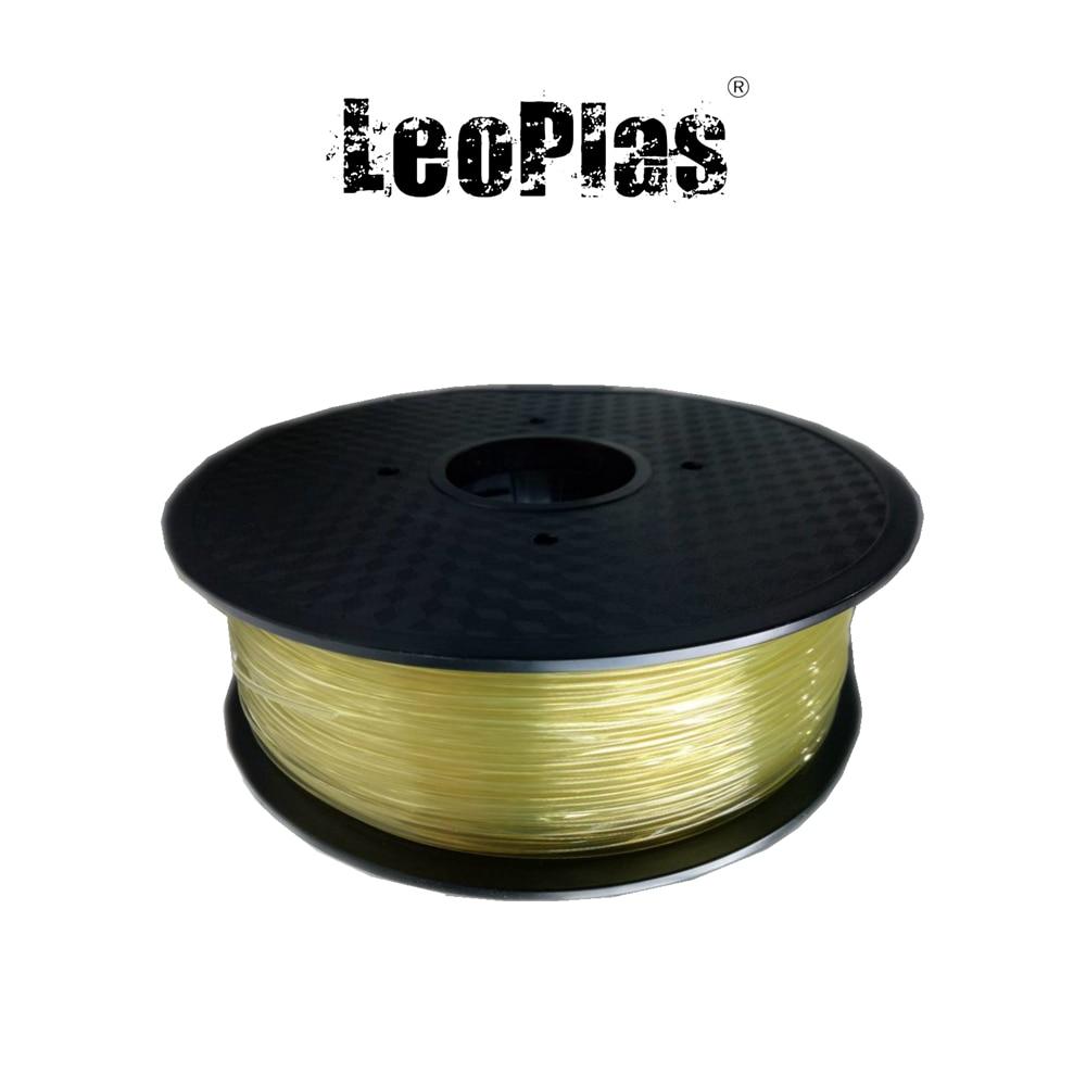 USA espagne chine entrepôt 1.75mm 500g PVA Filament pour FDM 3D imprimante fournitures Soluble dans l'eau en plastique matériel de Support d'impression
