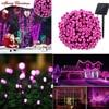 100 LED Solar Fairy Lights Outdoor Lighting Waterproof Patio String Lights Solar Garland Garden Light Christmas Party Home Decor promo